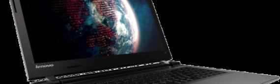 Lenovo Ideapad 100-15IBD – 15,6 Zoll – i3 mit 2GHz – 4GB RAM – 128GB SSD – Windows 7 oder 10