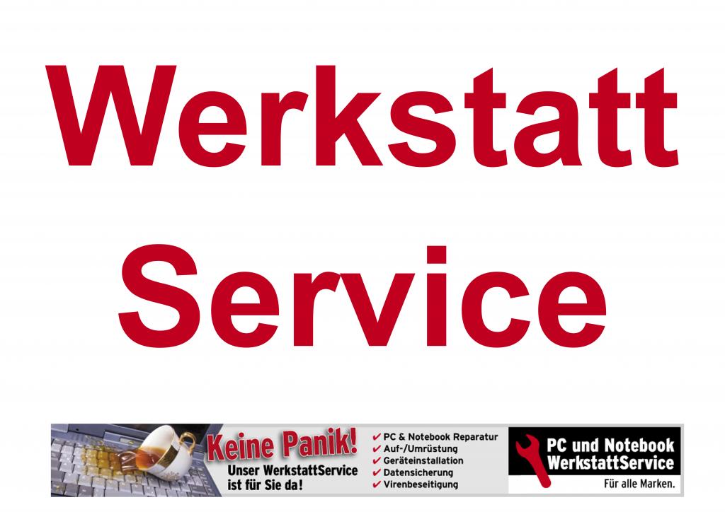 Vobis Görlitz Werkstatt Service